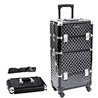 Songmics Trolley Cosmetic Case