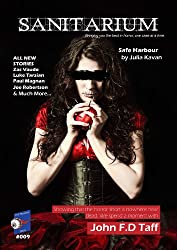 Sanitarium Magazine Issue #9: Bringing you Horror and Dark Fiction, One Case at a Time