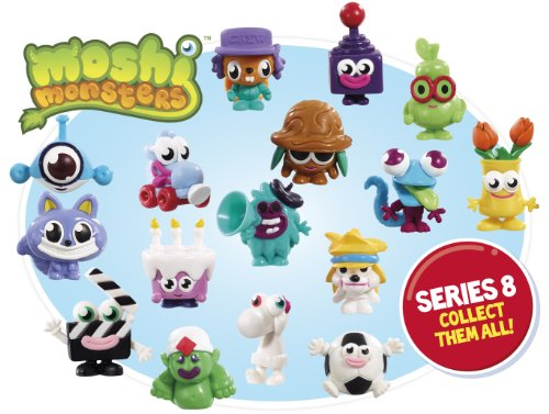 Image of Moshi Monsters Collectables Series 8