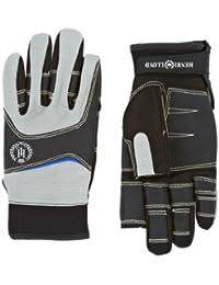 Henri Lloyd Cobra Grip Long Fingered Glove CARBON Y80050 Sizes- - Large