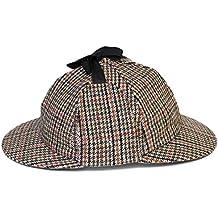 fdb27fc5434 d2d Hats Männer Frauen Unisex Phantasie Kleidung Deerstalker Sherlock  Holmes Kappe Hüte