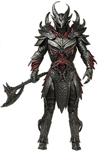 Zu Kostüm Skyrim - Funko 021015 The Elder Scrolls: Skyrim Daedric Warrior The Legacy Collection Action Figure, 15 cm