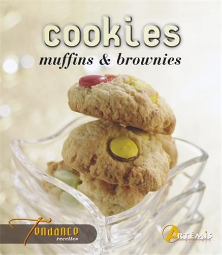 Cookies, muffins & brownies