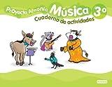 Música 3º Primaria Armonía. Cuaderno de actividades - 9788444174303