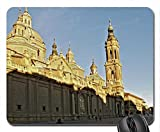 Basilica Cathedral-Spain Mouse Pad, Mousepad (Monuments Mouse Pad)