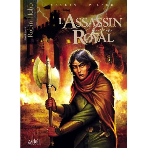 L'assassin royal T05: Complot