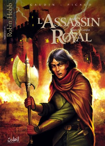 L'assassin royal T05: Complot