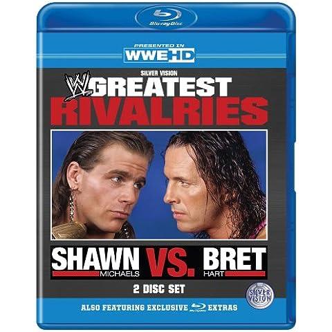 WWE - Shawn Michaels vs Bret Hart: WWE's Greatest Rivalries