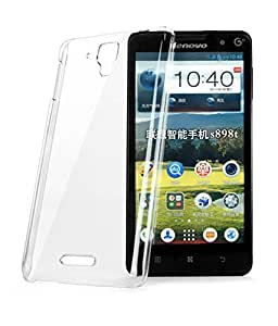 Plus Exclusive Soft Silicone TPU 0.3mm Transparent Clear Case Soft Back Case Cover For Lenovo A536