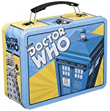 Best Doctor Who Lunch Boxes - Doctor Who Comic Book Large Tin Tote / Review