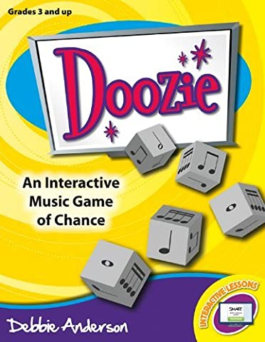 Doozie: An Interactive Music Game of Chance (SMART) (General Music, Interactive Whiteboard Games) by Heritage Music (Heritage Music Press)