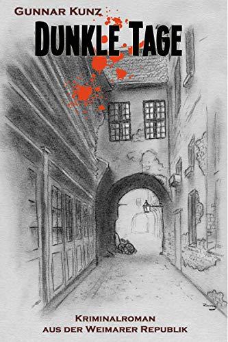 Dunkle Tage (Kriminalroman aus der Weimarer Republik 1)