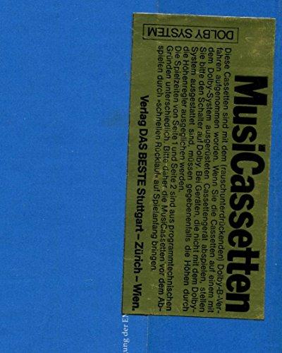 Tastenzauber auf der Orgel Klaus Wunderlich & Franz Lampert 8 LP Box Set mit Begleitheft Vinyl