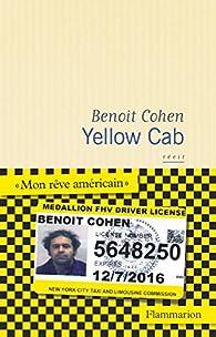 Yellow Cab par Benoît Cohen