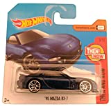 Hot Wheels '95 Mazda RX-7 - Series Then and Now 2017 3/10 (Short card)