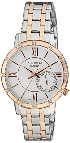 Casio Damas Watch Sheen Reloj SHE-3046SGP-7A