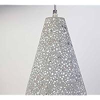BBSLT-Mix creativo di resina trasparente cemento Lampadario creativa, alla moda bar bar illuminazione ,