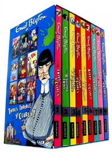 St Clare's Box Set, 9 Books, RRP 44.91 (The Twins, The O'Sullivan...