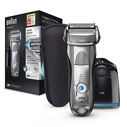 Braun Series 7 7898 cc - Afeitadora eléctrica hombre