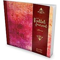 GOCKLER® Bullet Journal: Punktraster Notizbuch mit 100+ Seiten || Inkl. Register, Seitenzahlen, Glänzendes Softcover || Ideal für Handlettering & Skizzen || DesignArt.: Schönes Rot