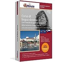 Imparare lo sloveno (A1-C2): Pacchetto completo della lingua slovena. Software