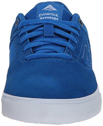 Emerica The Reynolds Low Vulc Herren Skateboardschuhe Blu / Bianco