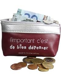 Caroline Lisfranc - Porte-monnaie l'important c'est…