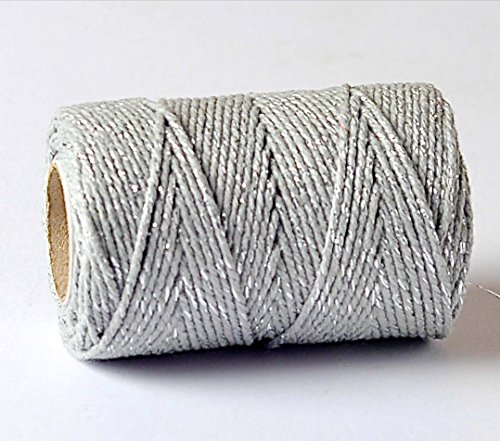 quality-cotton-grey-silver-bakers-twine-100m-by-james-lever-everlasto