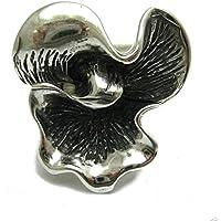 Elegante anello in argento 925 R
