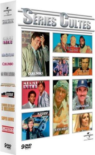 Séries TV cultes - Coffret