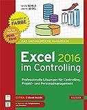 Image de Excel 2016 im Controlling: Professionelle Lösungen für Controlling, Projekt- und Personalmanagement