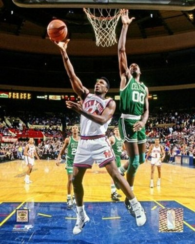 The Poster Corp Charles Oakley - 1990 Aktion Photo Print (20,32 x 25,40 cm)