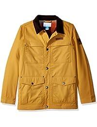 Amazon.it  Columbia - Giallo   Giacche e cappotti   Uomo  Abbigliamento 1ff354136c4