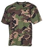 MFH US T-Shirt, halbarm, M 97 SK tarn, 170g/m² - XXL