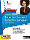 Concours Rédacteur territorial et Rédacteur principal - Catégorie B