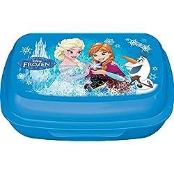 Ciao 33957 Disney Frozen Snack Box Porta Merenda, Blu