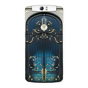 Premium Royal Door Print Back Case Cover for Oppo N1