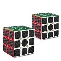 Didisky Cubo Rompecabezas, Cube IQ 3X3X3 Negro ...