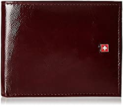 Swiss Military Brown Mens Wallet (LW-21)