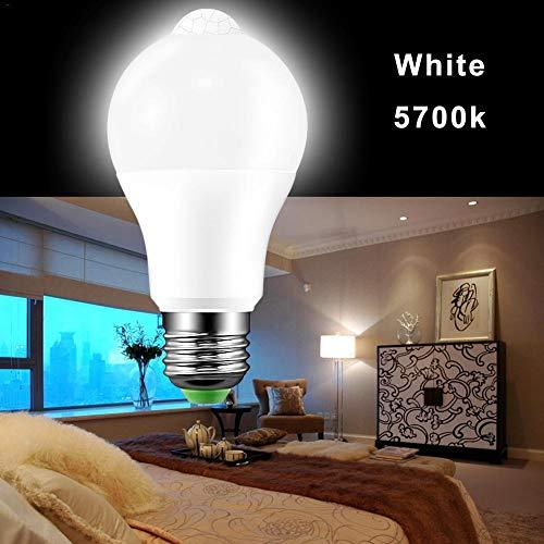 LED glühbirne intelligente bewegung Menschlichen körper infrarot Sensor nachtlicht für haus straße flur schlafzimmer wohnzimmer -