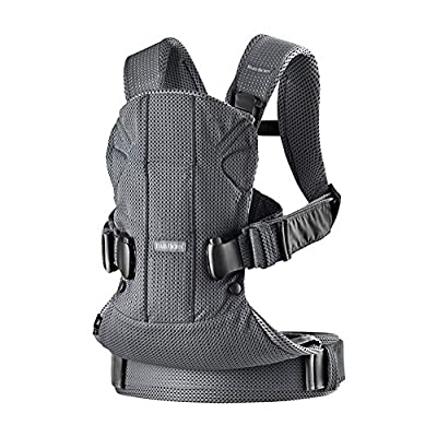 YX Front Carriers Classic Front And Back Shoulder Baby Carrier Fully Breathable Children'S Waist Stool,Dark-Gray