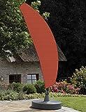Sun Garden Easy Sun Cape Polypropylen Ampelschirm universal, B063 terracotta