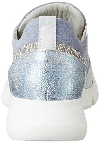 Be Natural 23716, Sneakers Basses Femme Bleu (Avio Comb 894)