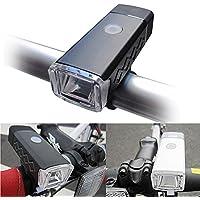 CosyVie LED Fahrradbeleuchtung, Fahrradlampe mit CREE XML-T6 Birne eingesetzt, 885Lumen und Lange Betriebszeit, USB Wiederaufladbar und Drei Licht-Modi, Ein Notwendiges Gerät Fahrradlicht Zum Radfahren, Camping, Jagd oder Nacht Angeln