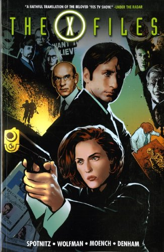 The X-Files (Graphic Novel)