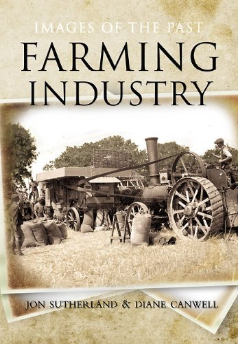 Farming Industry (Images of the Past) by Jon Sutherland (2011-01-20)