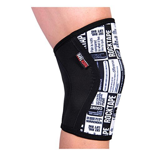 RockTape Knee Caps - Vendas de fitness, color multicolor, talla XL