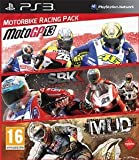 Ps3 motorbike racing pack (inc. motogp13 + sbk generations + mud fim motocross world championship) (eu)