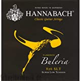 Hannabach 8268 SLT Buleria Flamenco, 3-Treble Set