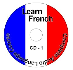 Learn How To Speak French Language Course Audio Tutorial Mp3 Disc (18 Cd Pack)